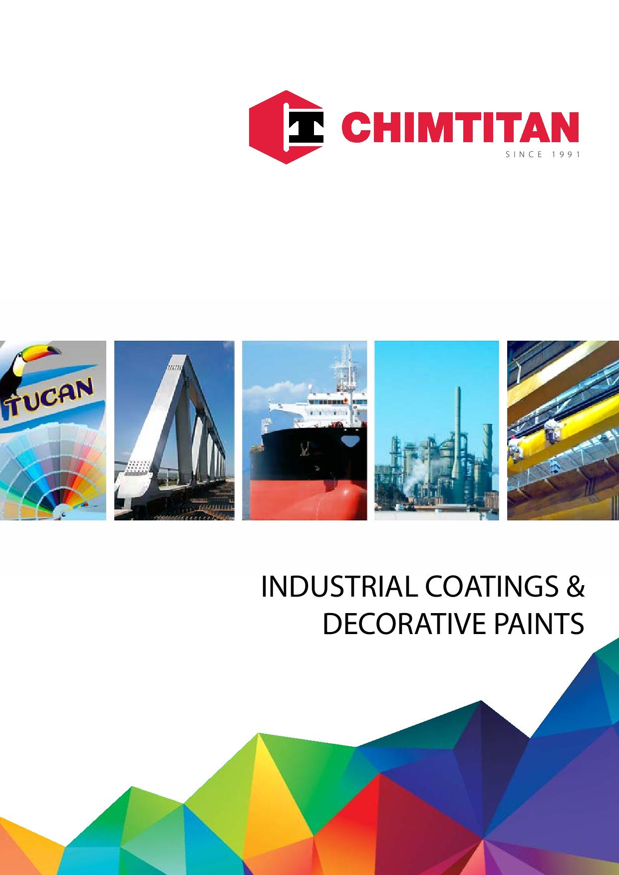 CHIMTITAN Industrial Coatings & Decorative Paints